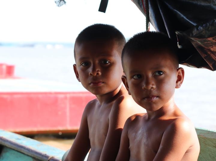 Sommeraktion: Zahnputzkurs für Kinder amAmazonas