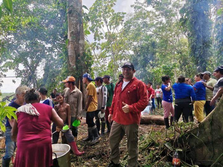 FATA Amazonas Kolumbien